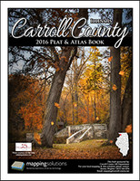 Carroll County Illinois 2016 Plat Book