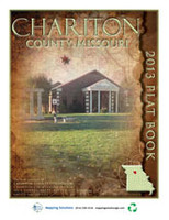 Chariton County Missouri 2013 Plat Book