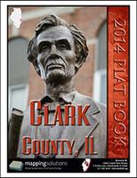 Clark County Illinois 2014 Plat Book