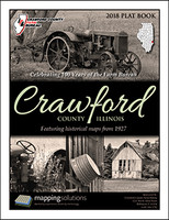 Crawford County Illinois 2018 Plat Book