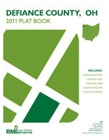 Defiance County Ohio 2011 Plat Book