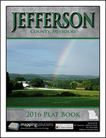Jefferson County Missouri 2016 Plat Book
