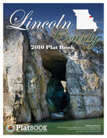 Lincoln County Missouri 2010 Plat Book
