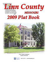Linn County Missouri 2009 Plat Book
