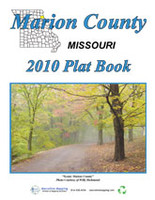 Marion County Missouri 2010 Plat Book