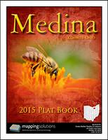 Medina County Ohio 2015 Plat Book