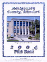 Montgomery County Missouri 2004 Plat Book
