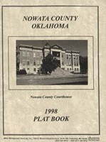 Nowata County Oklahoma 1998 Plat Book
