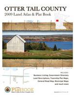 Otter Tail County Minnesota 2009 Plat Book