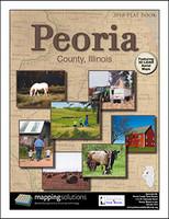 Peoria County Illinois 2018 Plat Book