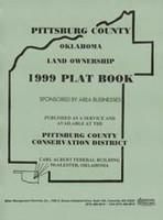 Pittsburg County Oklahoma 1999 Plat Book