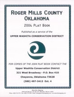 Roger Mills County Oklahoma 2004 Plat Book