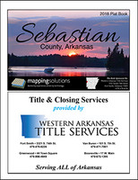 Sebastian County Arkansas 2018 Plat Book