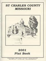 St.Charles County Missouri 2001 Plat Book