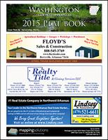 Washington County Arkansas 2015 Plat Book