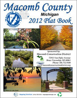 Macomb County Michigan 2012 Plat Book