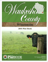Waukesha County Wisconsin 2011 Plat Book