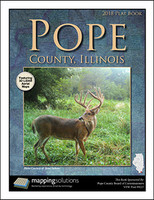 Pope County Illinois 2018 Plat Book