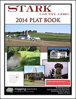 Stark County Ohio 2014 Plat Book