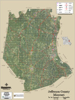 Jefferson County Missouri 2016 Aerial Map