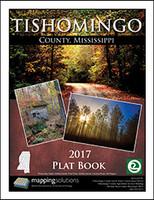 Tishomingo County Mississippi 2017 Plat Book