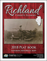 Richland County Illinois 2018 Plat Book