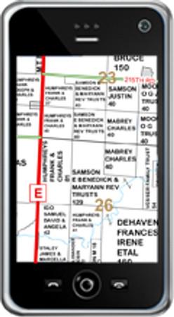 Iron County Missouri 2015 SmartMap