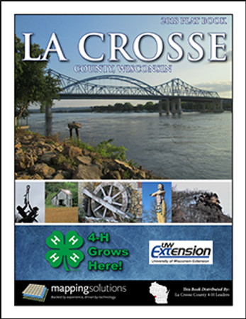 La Crosse County Wisconsin 2018 Plat Book