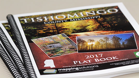 Mapping Solutions Plat Book Publishing