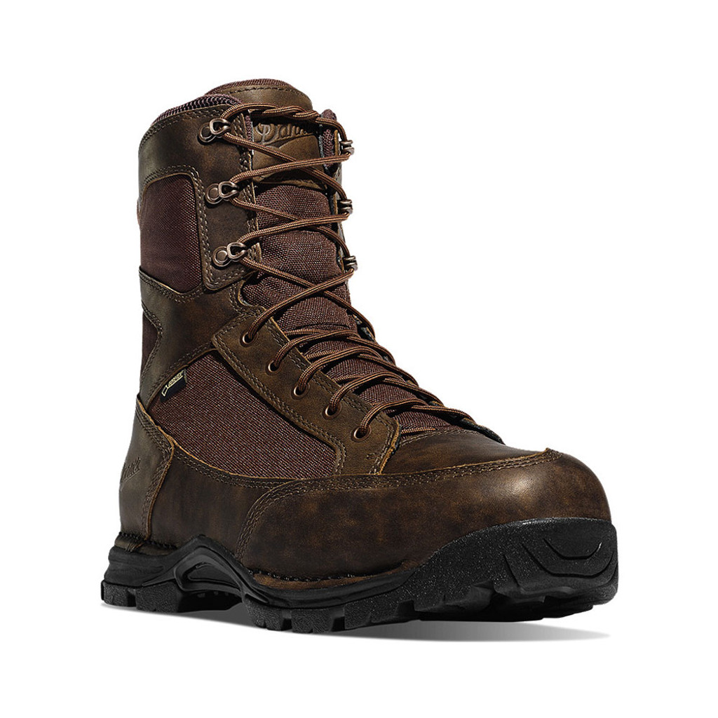 "DANNER PRONGHORN BROWN 8"" NON INSULATED"