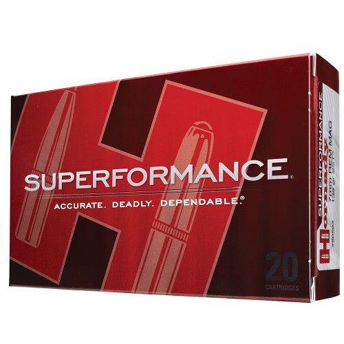 HORNADY SUPERFORMANCE 308 WIN 150 GRAIN SST