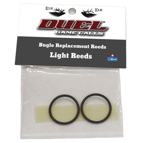 DUEL LIGHT BUGLE REPLACEMENT REEDS