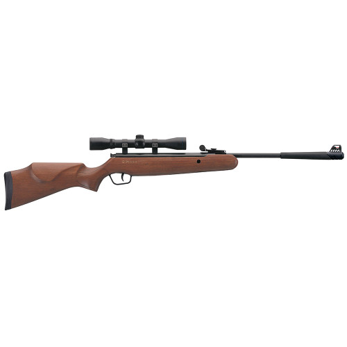 STOEGER X5 WOOD YOUTH COMBO 177 AIR RIFLE