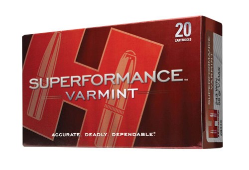 HORNADY SUPERFORMANCE 204 32 GR VMAX