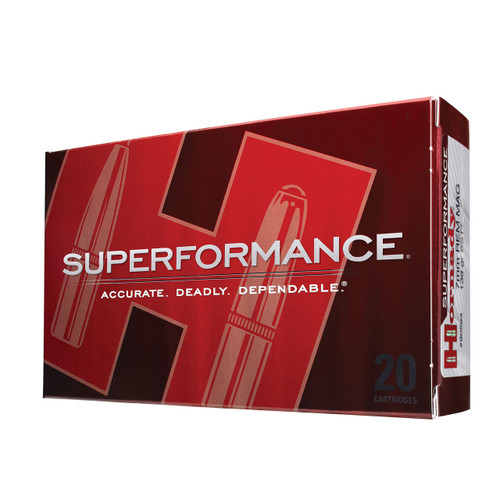 HORNADY SUPERFORMANCE CF 270 WIN 130 GR SST 20 RD