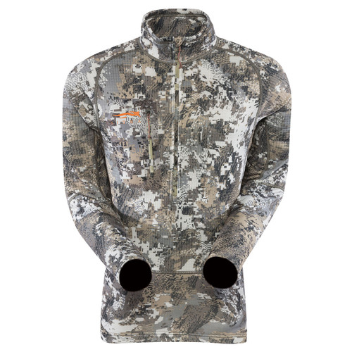Sitka Core Heavyweight Zip T Optifade Elevated 2 Camo