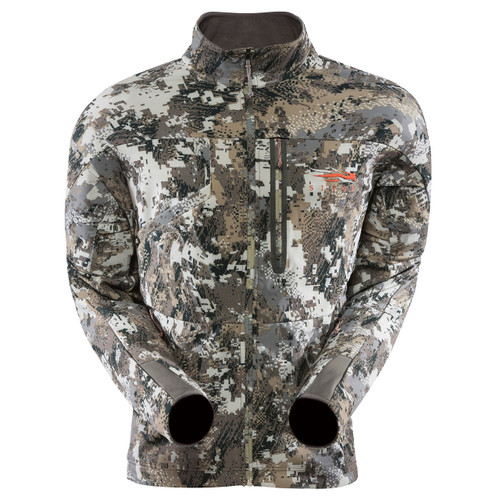 Sitka Equinox Jacket in Optifade Elevated 2 Camo Pattern