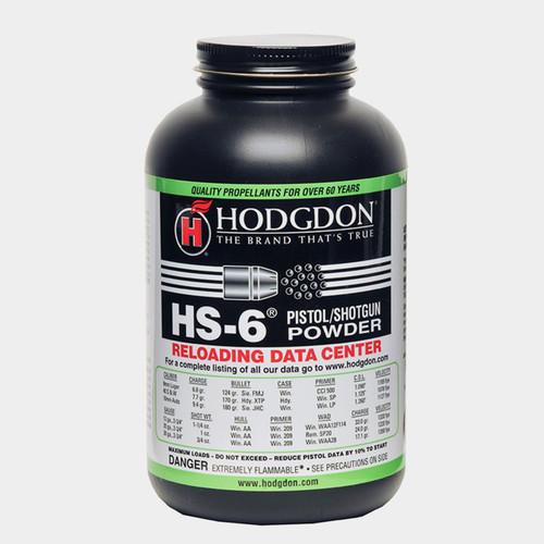 Hodgdon HS-6 Pistol Powder