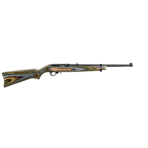 Ruger 10/22 Green Mountain Laminate Edition