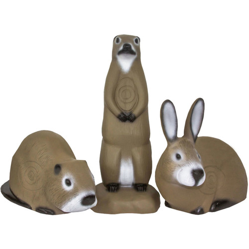 3D Shooter Rabbit, Gopher, and Ground Hog Target