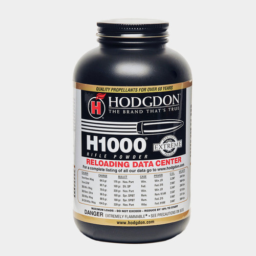 Hodgdon H1000 Rifle Powder