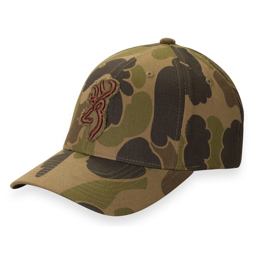 Browning Flashback Cap Bubble Camo