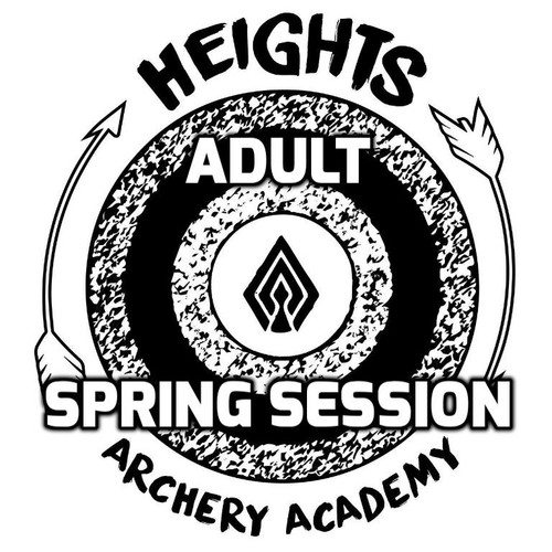 ADULT ARCHERY LESSONS SPRING SESSION