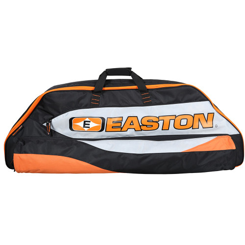 EASTON ELITE BOW CASE  SILVER/ORANGE