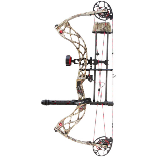Bowtech Carbon Icon DLX Package Heights Archery Kryptek Highland Camo