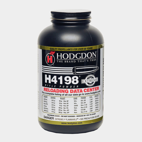 Hodgdon 4198 Rifle Powder