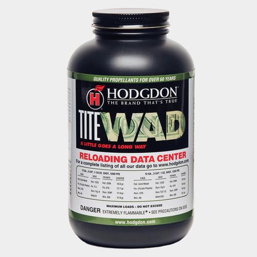 Hodgdon Titewad Powder