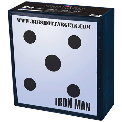 Big Shot Iron Man 24 Target