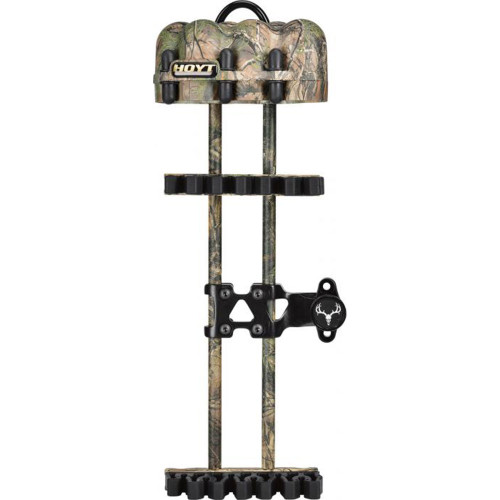 HOYT ARROW RACK QD 6 ARROW QUIVER
