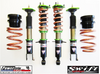 POWER TRIX - Z34 370Z / G37 (RT) ROAD/TRACK COILOVERS